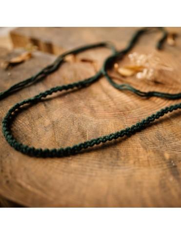 Pleciony bawełniany sznurek...